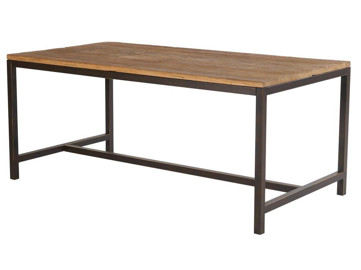Udlejning / leje af plankebord - spisebord. Lejepris pr. dag kr. 950,-